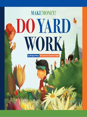cover image of Make Money! Do Yard Work