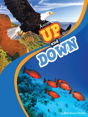 cover image of Animals Up and Down