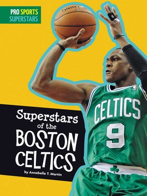 cover image of Superstars of the Boston Celtics