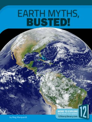 cover image of Earth Myths, Busted!