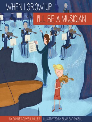 cover image of I'll Be a Musician