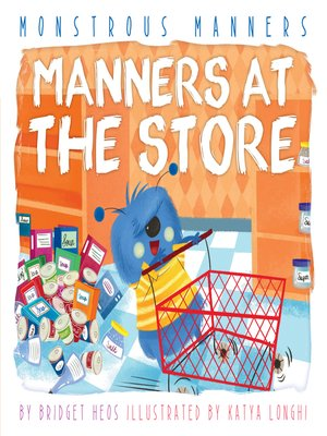 cover image of Manners at the Store