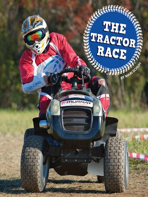 cover image of The Tractor Race