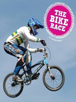cover image of The Bike Race