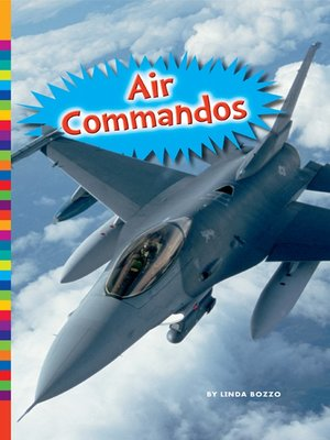cover image of Air Commandos