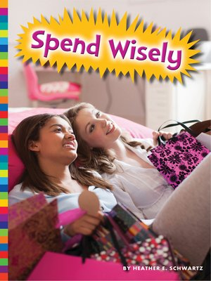 cover image of Spend Wisely