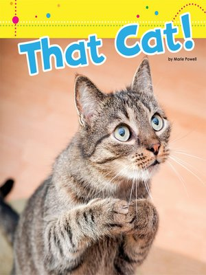 cover image of That Cat!