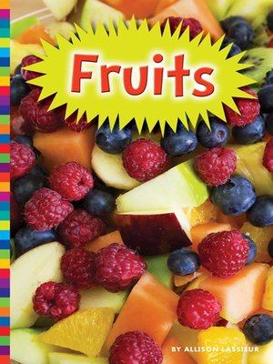cover image of Fruits
