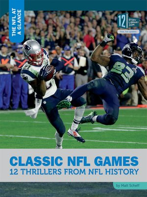 cover image of Classic NFL Games