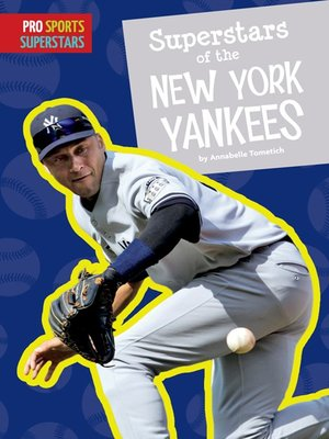 cover image of Superstars of the New York Yankees