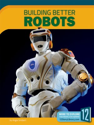cover image of Building Better Robots