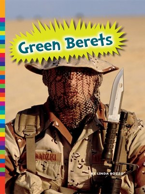 cover image of Green Berets