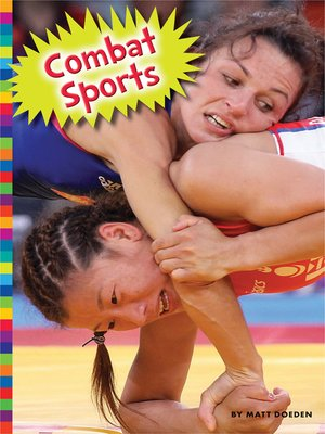 cover image of Combat Sports