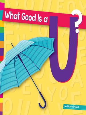 cover image of What Good Is a U?