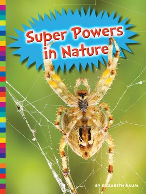 cover image of Super Powers in Nature