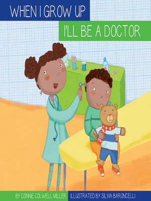 cover image of I'll Be a Doctor
