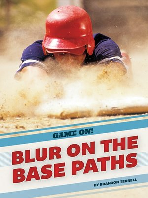 cover image of Blur on the Base Paths