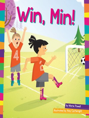cover image of Win, Min!