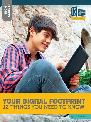 cover image of Your Digital Footprint