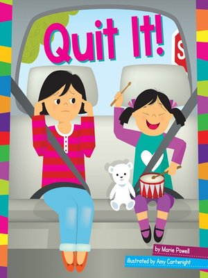 cover image of Quit It!