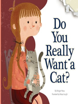 cover image of Do You Really Want a Cat?