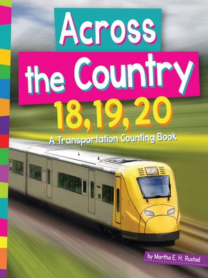 cover image of Across the Country 18, 19, 20