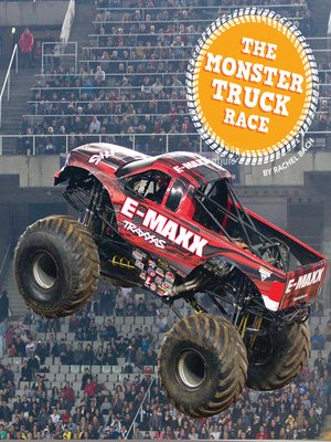 cover image of The Monster Truck Race