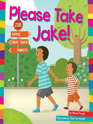 cover image of Please Take Jake!