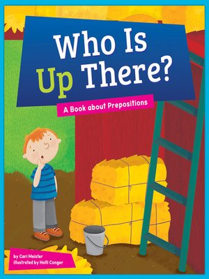 cover image of Who Is Up There?