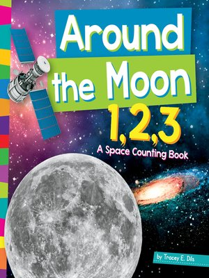 cover image of Around the Moon 1,2,3