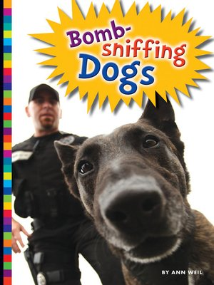 cover image of Bomb Sniffing Dogs
