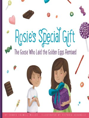 cover image of Rosie's Special Gift