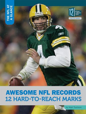 cover image of Awesome NFL Records