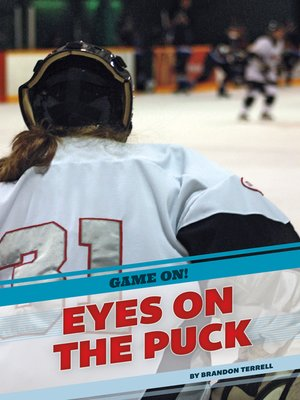 cover image of Eyes on the Puck
