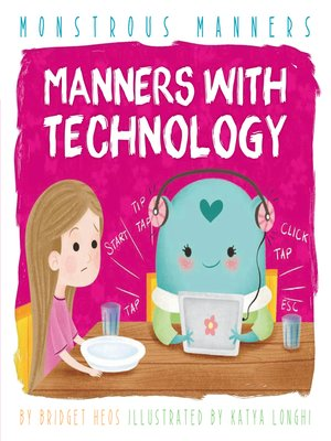 cover image of Manners with Technology