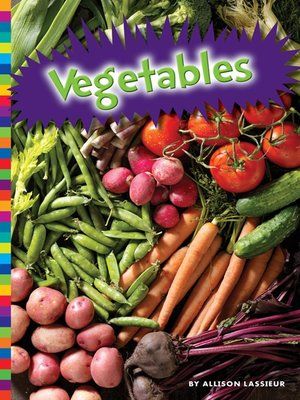 cover image of Vegetables