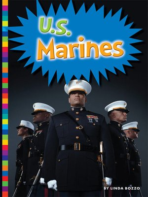 cover image of U.S. Marines