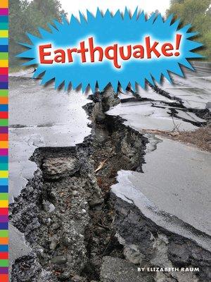 cover image of Earthquake!