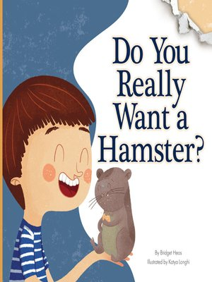 cover image of Do You Really Want a Hamster?