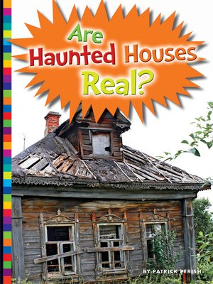 cover image of Are Haunted Houses Real?