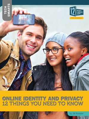 cover image of Online Identity and Privacy