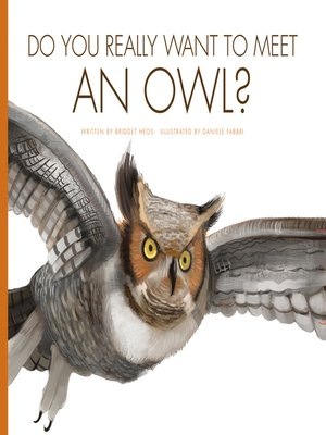 cover image of Do You Really Want to Meet an Owl?