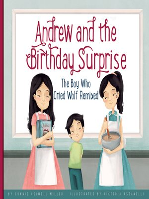 cover image of Andrew and the Birthday Surprise