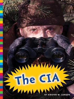 cover image of The CIA