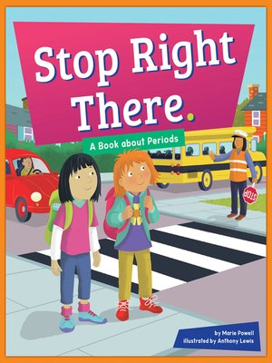 cover image of Stop Right There