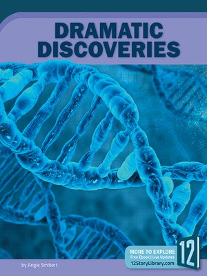 cover image of Dramatic Discoveries