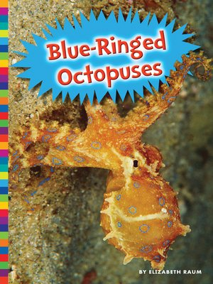 cover image of Blue-Ringed Octopuses