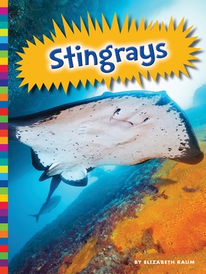 cover image of Stingrays