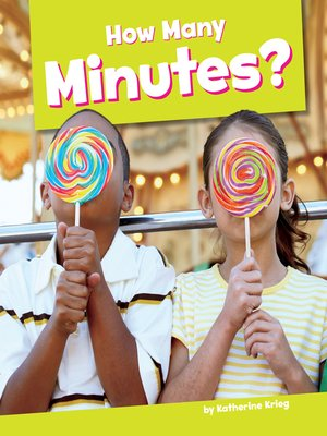 cover image of How Many Minutes?