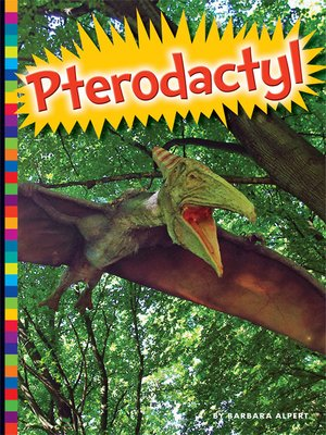 cover image of Pterodactyl